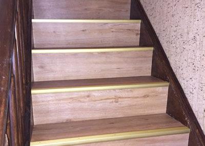 Escalier rénovation - APRES