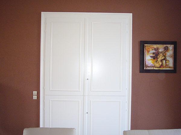 Galerie De Réalisations De Placards Menuiserie Ade à Metz