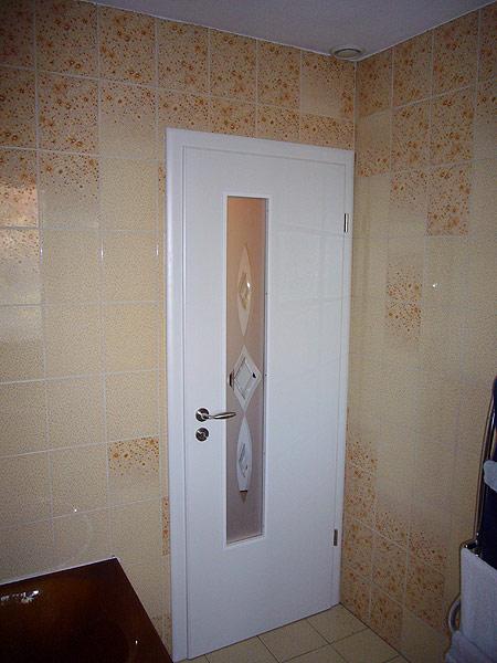 Galerie de r alisations de portes d 39 int rieur menuiserie for Porte decorative