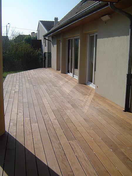 galerie de r alisations de planchers de terrasse On plancher de galerie