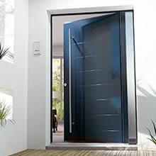 Vente et pose de portes intérieurs et extérieurs à Metz - menuiserie ADE