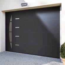 Vente et pose de portes de garage à Metz - menuiserie ADE