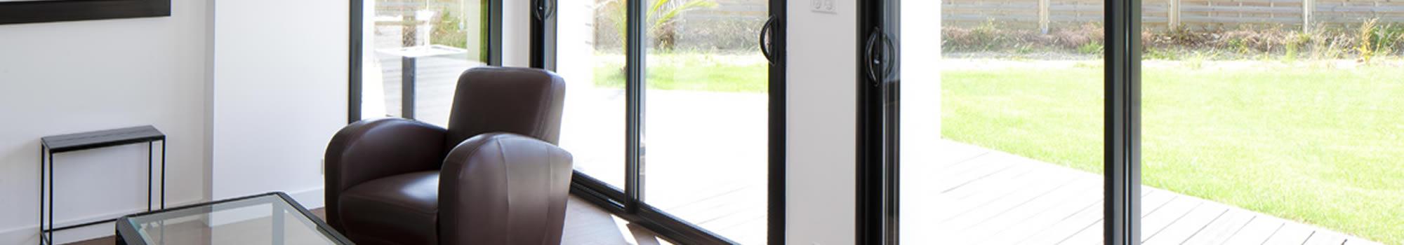 Vente et pose de fenêtres ALU Metz