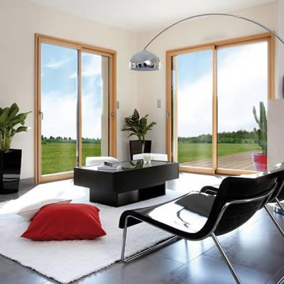 Fenêtres mixtes Bois-Alu