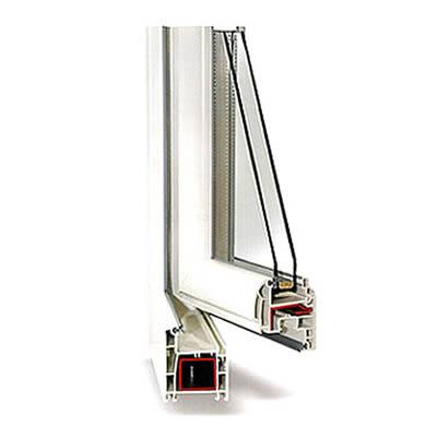 Fenêtres PVC modèle Elegance