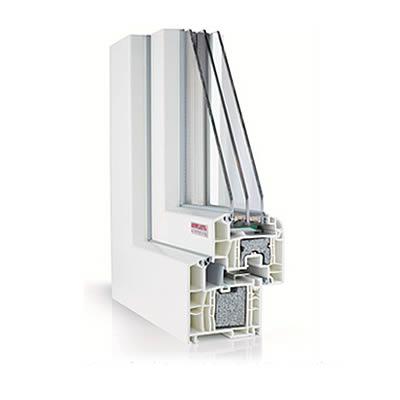 Fenêtres PVC modèle GENO+