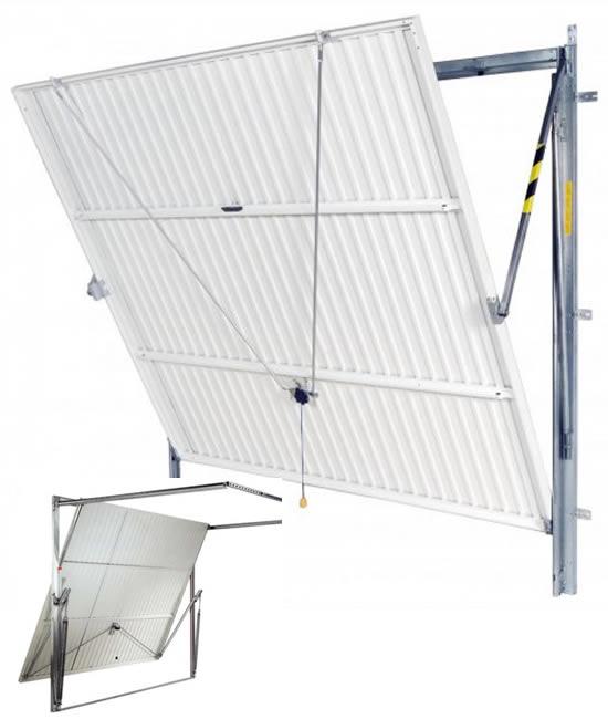 kit isolation porte de garage basculante cool isolation porte de garage basculante hormann with. Black Bedroom Furniture Sets. Home Design Ideas